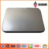 El panel compuesto de aluminio del certificado PVDF de la ISO y del SGS