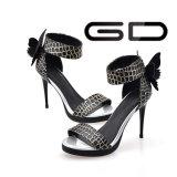 Fabrik-Preis-Absatz-Sandelholz-späteste Dame Shoes 2016