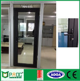 Gebildet in der neuen Art-Doppelverglasung-Flügelfenster-Tür China-2017