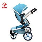 Asiento ajustable de dos vías, coche de bebé del asiento de coche