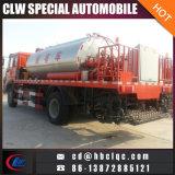 Xinhuanghe 8tonの瀝青のスプレーヤーの分布タンクトラック
