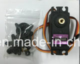 Motor servo micro de Digitaces del alto de la torque de Mg958 Digitaces engranaje estándar servo del metal 15kg