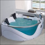 BALNEARIO de clase superior de lujo de la bañera del masaje para el club (AT-9048)