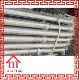 Apoyos de acero ajustables resistentes para el uso de la construcción