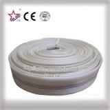 Jupe de filament de polyester du tuyau de garniture de PVC 40mm