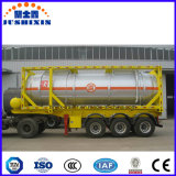 Бак Csc грузя контейнер бака ISO 20FT/40FT химически въедливый жидкостный
