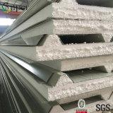 屋根および壁のための耐火性EPSサンドイッチパネル