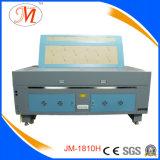 De Scherpe Machine van de Laser van de doek in TextielIndustrie (JM-1810H)