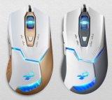 Drahtlose mobile optische Maus mit 3 CPI-Stufen-und USB-Radioapparat-Empfänger