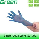 Wegwerf-Belüftung-Prüfungs-Handschuhe sondern Gebrauch-nur Vinylmaterial aus