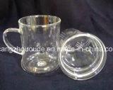 Изготовления чашек чая нестандартной конструкции чашки воды стеклянного выдвиженческие