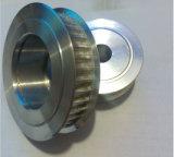 Hochgeschwindigkeitsgang für Produktion und das Aufbereiten Aluminiumlegierung-synchroner Timingscheibe Q