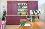 Moderne festes Holz-beste Küche-Luxuxschränke für das Geld Prima