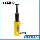 3-stadium Micro- Hydraulische Cilinder van Capaciteit 50ton