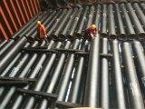 SUS 304 dekoratives Kohlenstoffstahl-Rohr des Edelstahl-Rohr-Baumaterial-ASTM A53