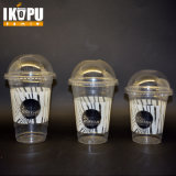 Устранимые пластичные чашки для холодного мороженного салата питья с крышкой 1oz-24oz