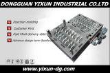 정밀도 플라스틱 전자 플러그 소켓 형 (YIXUN)