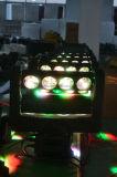 Armkreuz-bewegliches drehendes Träger-bewegliches Hauptlicht des LED-Effekt-8PCS