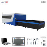 Ce поддержал автомат для резки лазера волокна CNC 500W 1000W 1500W