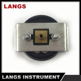 003 1.5 MPa Differental Calibrador de presión seco con la abrazadera