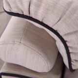 Bester Preis-stellte modernes Möbel-Sofa für Wohnzimmer ein (FB1147)