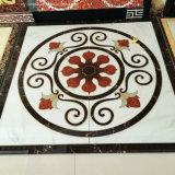 絨毯を敷いた床のタイルの/Waterのジェット機の大理石かセラミックタイル(FYSP066)