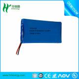 Die höchste Dichte-nachladbaren Lithium-Ionenbatterie-Hochenergie-hohe Kapazitäts-Lithium-Plastik-Zellen Hrl8043125 554599