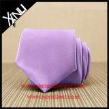 Handmade пурпур связи способа 100% людей сплетенный шелком тощий