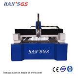 Machine de découpage de laser de la Chine de boutique de GS de Hans