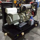 33kVA 27kw Ricardo에 의하여 강화되는 디젤 엔진 발전기 세트