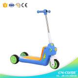 Scooter de 2016 d'enfants du jouet 3 gosses de roue