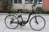 Le vélo électrique M260 a motorisé le type populaire garantie électrique à faible bruit superbe de Vélo-Plus d'Ebicycle de ville de vélo certifiée par En15194 de la CE d'onde sinusoïdale 2 ans