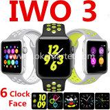 Relógio esperto do 1:1 quente bonito novo de Iwo da forma 3ND