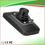 Parte dianteira e parte traseira do registrador da câmera do carro de 2.7 Digitas da polegada mini