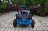 ベストセラーの青80ccのガスの強力な小型は子供のためのKart行く