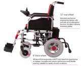El sillón de ruedas electrónico de la potencia lisiada plegable del equipamiento médico tasa la Arabia Saudita