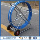 Высокопрочный трубопровод Rodder стеклоткани с колесами