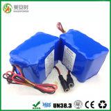 Пакет батареи лития 12V нового сбывания перезаряжаемые 15ah