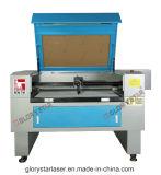 Máquina de couro do laser Engraving&Cutting do CO2 de pano de Glorystar Glc-1610/Glc-9060