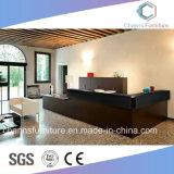 Muebles mezclados del escritorio de recepción del color de venta de la alta calidad caliente de la oficina