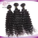 Capelli umani dei capelli degli accessori in profondità dell'onda del Virgin del tessuto malese dei capelli
