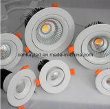 LED Downlight 5インチ35Wの穂軸LEDの照明設備