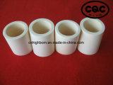 Tubo di ceramica dell'allumina indurito Zirconia di Zta con resistenza di Wearability