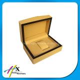 Kundenspezifischer hölzerner Uhr-Bildschirmanzeige-Uhr-Paket-Luxuxkasten