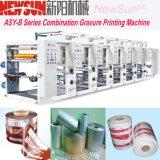 Zus-b Serien-Schienen-Gravüre-Drucken-Maschine