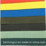 Tissu ignifuge de franc de sergé de qualité