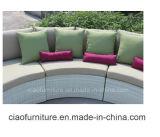 الصين حديثة [رتّن] أثاث لازم حديقة أثاث لازم أريكة خارجيّ