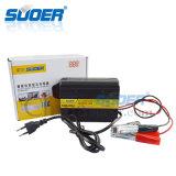 Cargador del coche del cargador de batería solar de Suoer 7A 8A 6V 12V (SON-10A+)