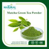 Poudre de thé de Matcha d'aperçu gratuit d'OEM