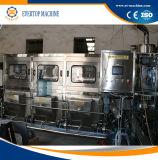 Машина завалки воды автоматической бутылки 5 галлонов чисто